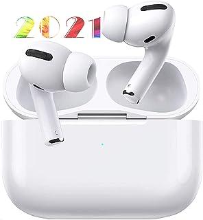 Auriculares Inalámbricos,HiFi Estéreo Auriculares Bluetooth, Auriculares con microfono,Control Táctil,Cancelación de Ruido...