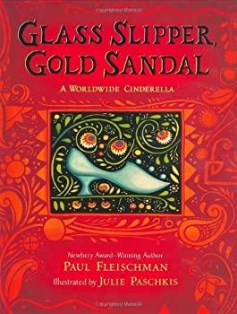 Glass Slipper Gold Sandal  A Worldwide Cinderella  A Worldwide Cinderella  Worldwide Stories