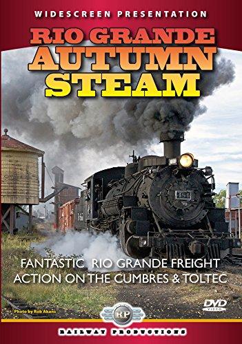 American Trains-Rio Grande Autumn Steam