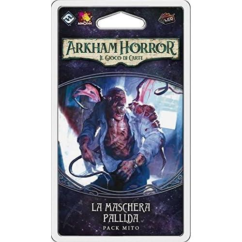 Asmodee Arkham Horror LCG - La Maschera Pallida 9612