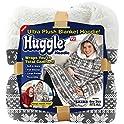 Ontel Huggle Hoodie Ultra Plush Blanket