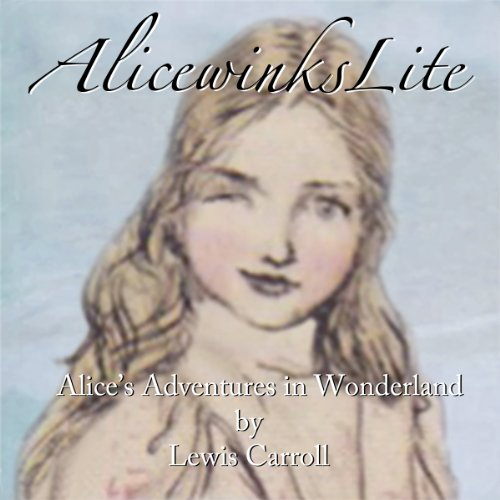 AlicewinksLite audiobook cover art