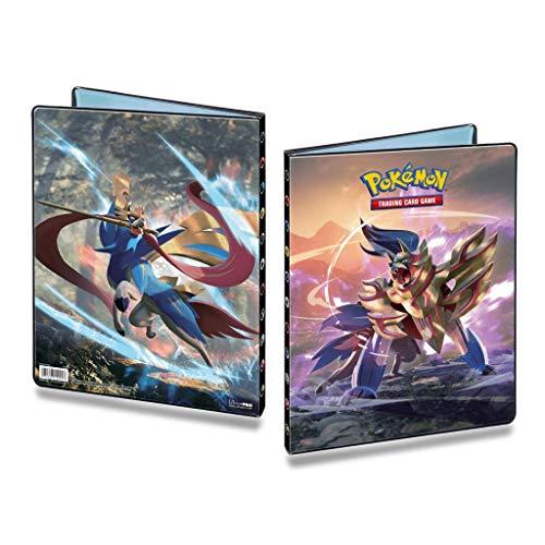 Pokémon Epée et Bouclier-Série 1 (EB01) : Portfolio A4-Capacité : 252 Cartes, 15225