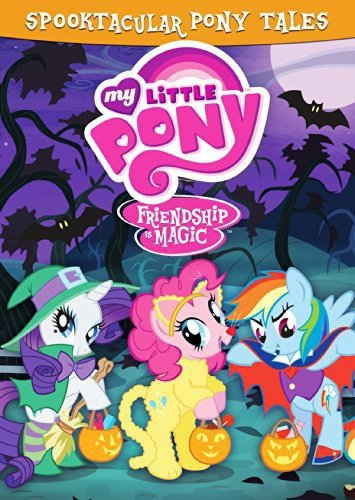 My Little Pony: Friendship is Magic - Spooktacular Pony Tales [RC 1]