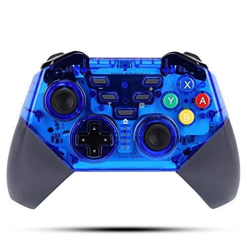 Controller di gioco STOGA per switch, controller Gamepad Wireless Pro di ricambio per controller Nintendo Switch Pro, compatibile con Android e PC Windows