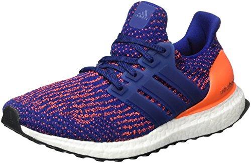 adidas Adidas Herren Ultraboost Laufschuhe, Mehrfarbig (Mystery Ink/solar Orange), 42 EU