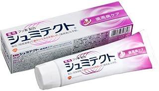 アース製薬 シュミテクト 歯周病ケア 90g×72個セット  医薬部外品 薬用ハミガキ
