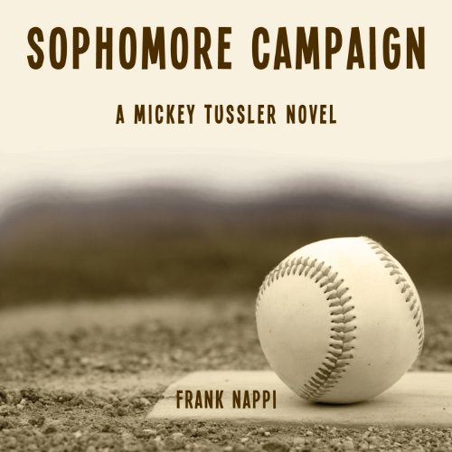 Sophomore Campaign audiobook cover art