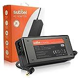 subtel® Fuente de Alimentación 19V 90W Compatible con Samsung M40 M50, N150, NC10, P20 P30, Q70, R41 R530 R540 R730 R780, RV515 RV720, SA21 - Cable Corriente 2.6m Cargador Rapido AA-PA1N90W