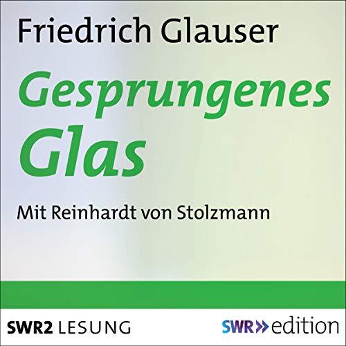 Gesprungenes Glas Titelbild