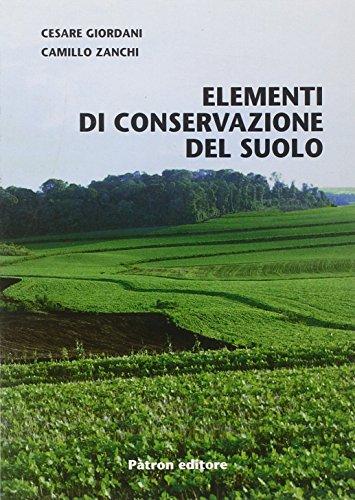 Elementi di conservazione del suolo