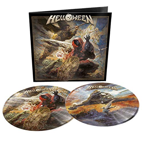 Helloween - Helloween (2 Lp Picture Disc) [Vinilo]