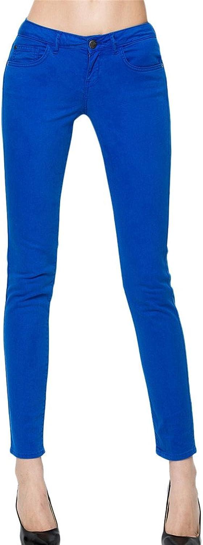 HIMI Women's Elastic Pencil Pants