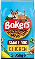 100% complete & nutritionally balanced pet food for adult small dogs No added Artificial Colours, Flavours & Preservatives Contains small kibbles for small mouths Antioxidants to help support healthy immune system With added protein to help support m...