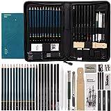 FUNSTAR Drawing Pencils 40pcs Art Supplies...