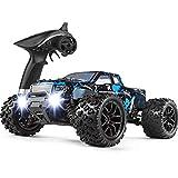 HAIBOXING Ferngesteuertes Auto 1/18 4WD Monster Truck 36 km/h Schnell Geschwindigkeit Wasserdicht 2,4 GHz RC Offroad Elektrofahrzeug RTR mit 7,4 V Batterie für Kinder und Erwachsene -