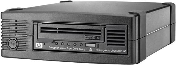 HP LTO-5 Ultrium 3000 SAS External Tape Drive EH958B