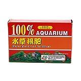Rtengtunn 36Pezzo / Scatola Acquario Serbatoio di Pesce Cilindro Acquatico Compresse di Fertilizzante per Radici di Piante acquatiche