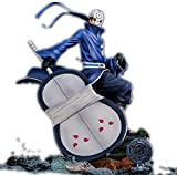 BGQ Naruto Figure Uchiha Obito Rebirth Figure Anime Figure 27cm Action Figure (Colore: Uchiha Obito)