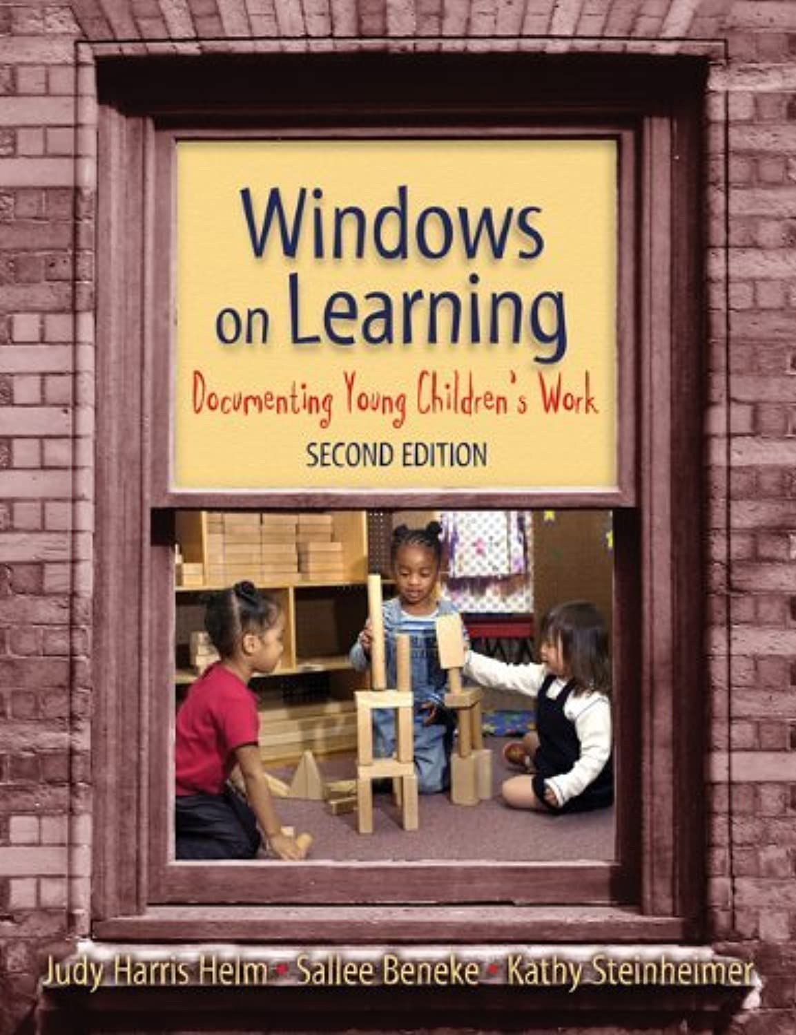 Windows on Learning: Documenting Young Children's Work, Second Edition (Early Childhood Education Series) by Judy Harris Helm (2007-06-15)