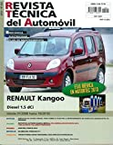 Documentación técnica RTA 222 RENAULT KANGOO II FASE 1 (2008 -2013) - Diesel
