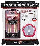 Real Avid Accu-Punch Pack - Set de Marteau et poinçons Professionnels avec Master Bench Block