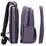 XSY One Backpack Two Styles Unisex Zaino per PC 15.6 Pollici Laptop Basic Bag + 2 Front Layers