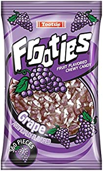 Tootsie Roll Grape Frooties Chewy Candy (38.8 oz Bag)