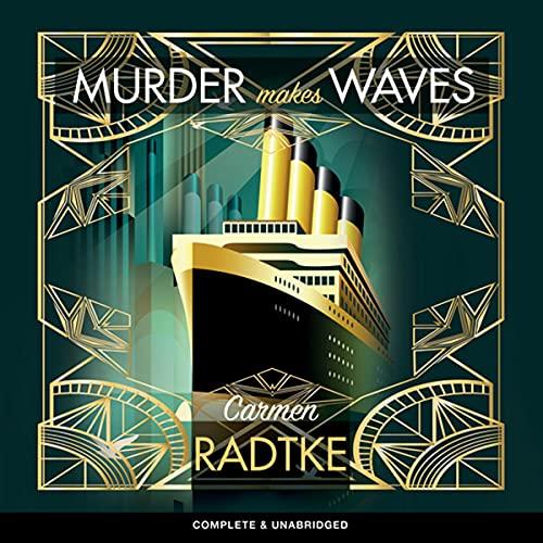 Murder Makes Waves cover art