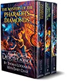 Ava & Carol Detective Agency Series: Books 1-3 (Book Bundle 1): Middle Grade Mystery Adventure Action for Girls Ages 8-15 Children - 99 cents deal