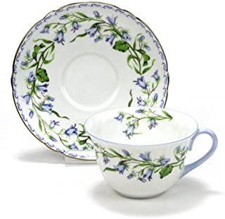 Harebell by Shelley, China Cup & Saucer