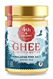 4th & Heart Himalayan Pink Salt Grass-Fed Ghee Butter, 9 Ounce Bundle (2 pack)