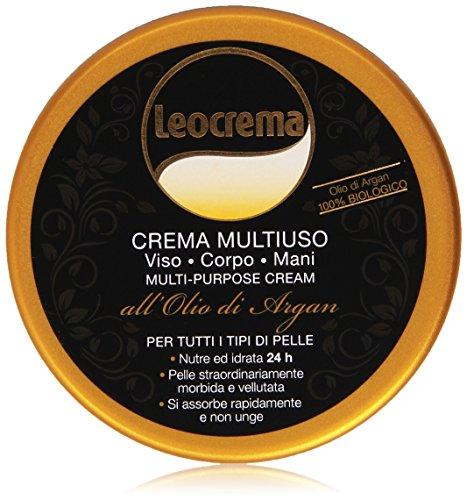 Leocrema - Crema Multiuso, Viso, Corpo, Mani...