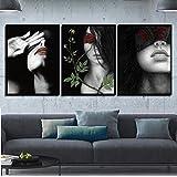 oioiu Bild an der Wand nordische Mode Stil minimalistische