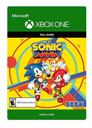 Sonic Mania - Xbox One [Digital Code]