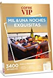 CofreVIP Caja Regalo MIL & UNA Noches EXQUISITAS 3.400 estancias a Elegir en España y Europa para Dos Personas.