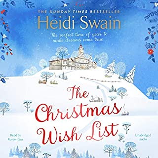 The Christmas Wish List cover art