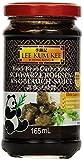 Lee Kum Kee Schwarze Bohnen Knoblauch Sauce (aus China, würzig, ohne Glutamat, ohne Konservierungsstoffe, ohne Farbstoffe) 6er Pack (6 x 165 ml)