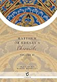 Matthew of Edessa's Chronicle: Volume 2