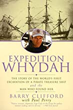 Expedition whydah: The Story of the World 's أول excavation of a Pirate وستحقق الشحن و الرجل الذي وجدت Her