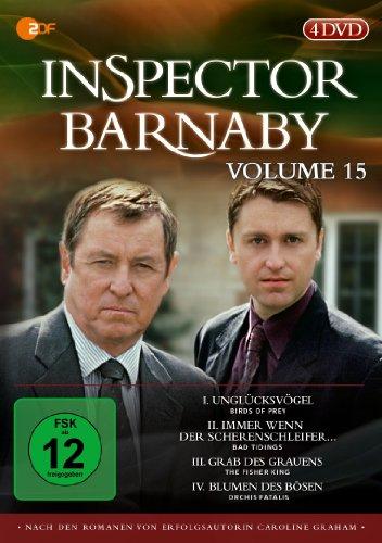 Inspector Barnaby, Vol.15 (4 DVDs)