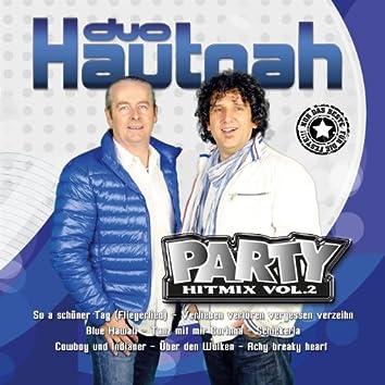 Duo Hautnah Party HITmix Vol.2