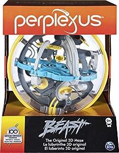 Spin Master Games Perplexus Beast, 3D-Labyrinth mit 100 Hindernissen