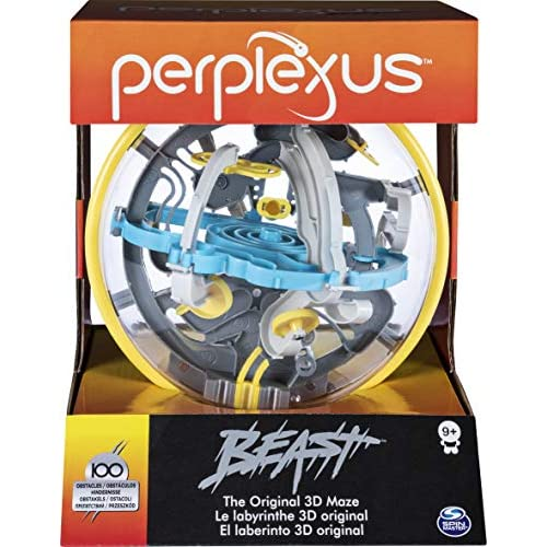 Spin Master Games Perplexus Beast Labirinto Tridimensionale con Percorsi e 100 Ostacoli, 053142