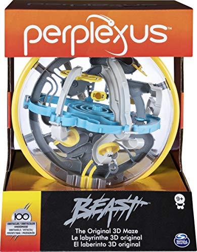 Spin Master Games Perplexus Beast, Labirinto Tridimensionale con Percorsi e 100 Ostacoli; 6053142