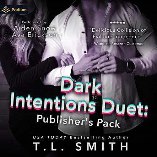 Couverture de Dark Intentions Duet: Publisher's Pack