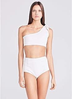 Top Bela Calcinha Hot Pant Clara Off White