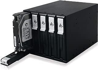 "TOOLFREE MRA505 5 x 3.5""SATA/SAS 6.0Gbps Internal Enclosure Harddisk Rack w/ Malfunction alarm"