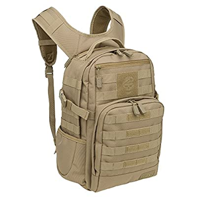 SOG Ninja Tactical Day Pack, 24.2-Liter, Coyote