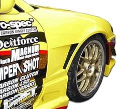 Extreme Dimensions Duraflex Replacement for 1995-1996 Nissan 240SX S14 M-1 Sport Front Fenders - 2 Piece